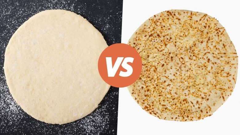 Pizza Crust or Pizza Dough? (Here's How to Choose)