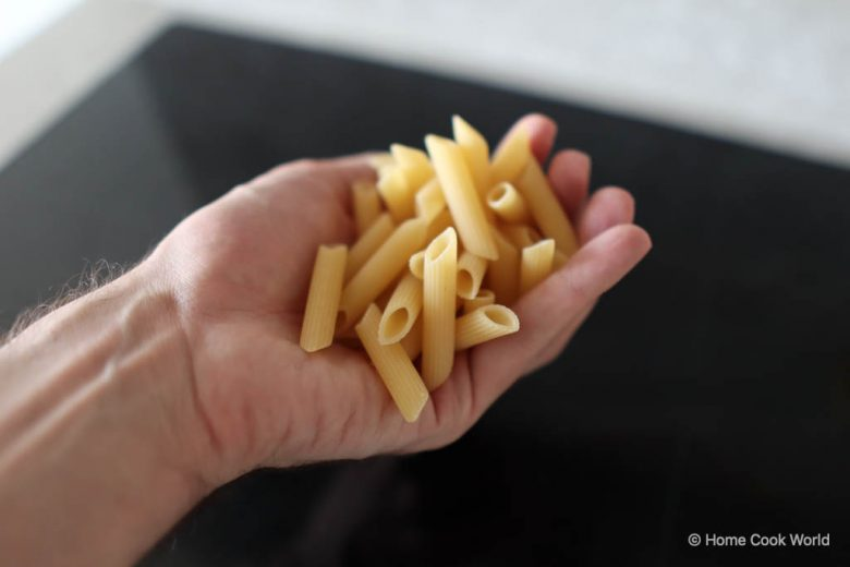 How Much Penne Pasta Is One Serving?
