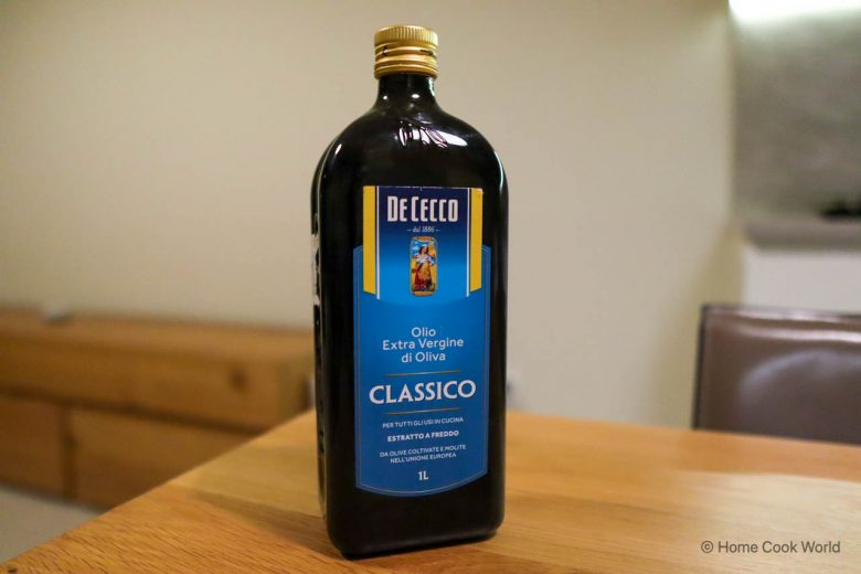 De Cecco Classico Extra Virgin Olive Oil (Review)