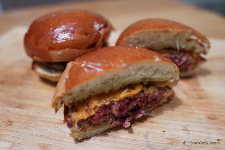 Should Burgers Be Cooked From Frozen?