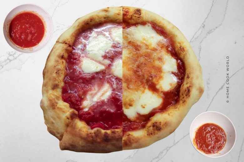 Should You Cook Pizza Sauce?