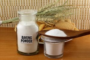 Can I use baking powder instead of baking soda