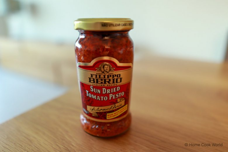 Filippo Berio Sun-Dried Tomato Pesto (Review)