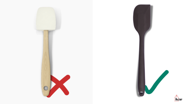 What to look for in a silicone spatula
