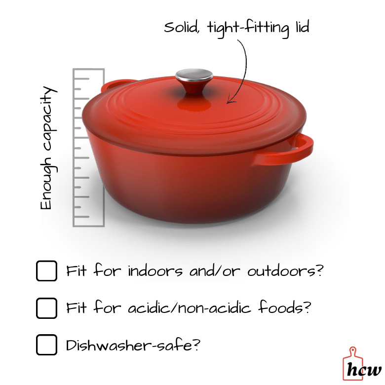 What makes a good Dutch oven?