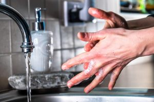 Why Don't TV Chefs Wash Their Hands?
