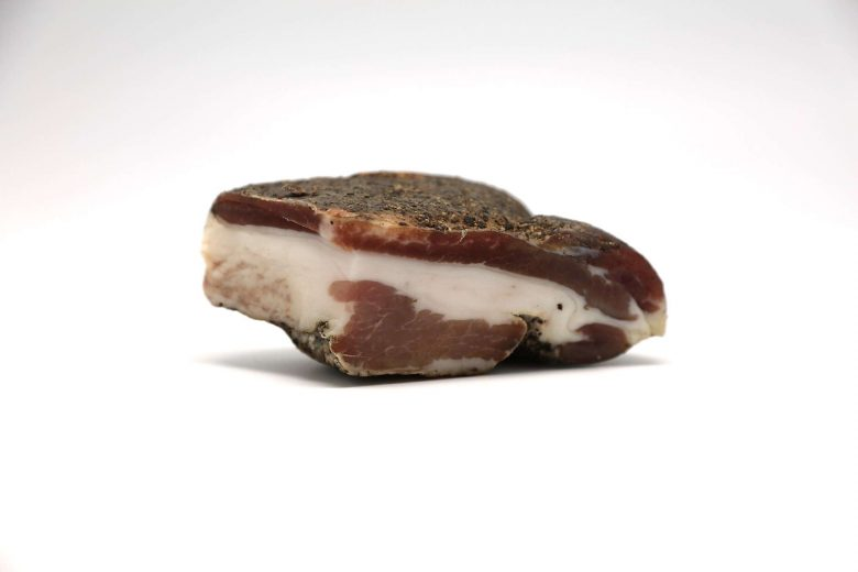 Photo of guanciale