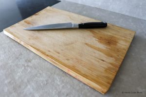 When to Replace a Wooden Cutting Board