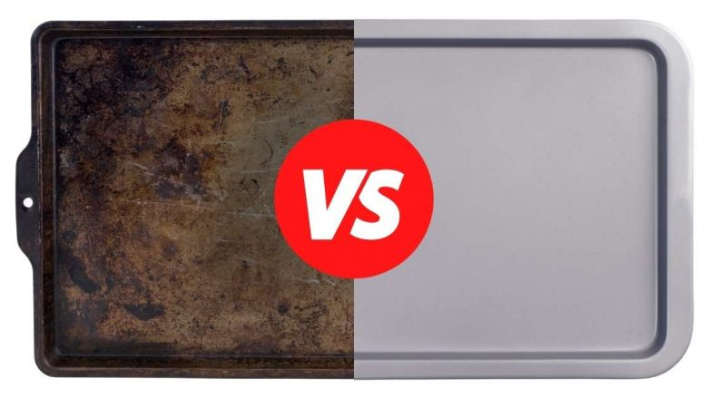 Dark-Colored vs. Light-Colored Pans: When to Use Them