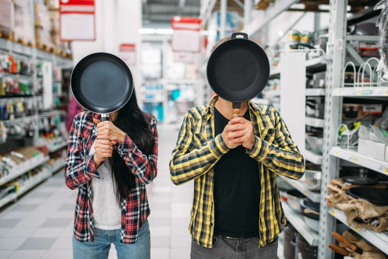 Should You Get a Cast Iron Skillet or a Non-Stick Pan?
