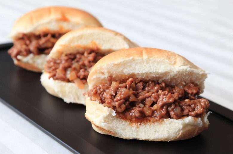 Here's How to Thicken Sloppy Joes
